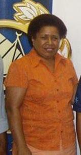 Mrs Lenoa President OKF